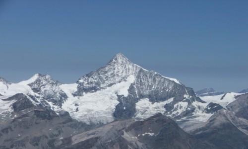 Zdjecie SZWAJCARIA / Zermatt / Pollux / Matternhorn 4478 m.npm