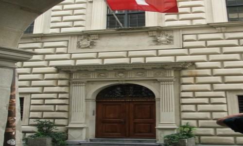 Zdjecie SZWAJCARIA / Kanton Lucerna / Lucerna / Pałac burmistrz