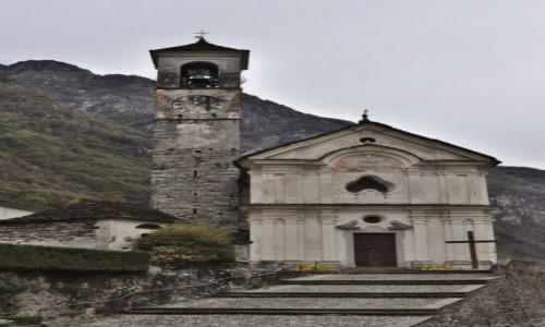 Zdjęcie SZWAJCARIA / Kanton Ticino / Lavertezzo / Lavertezzo