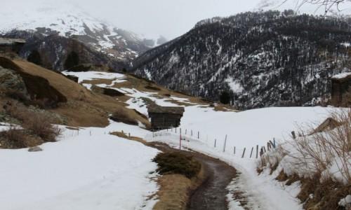 SZWAJCARIA / Berner Oberland / Szwajcaria / Góry