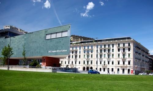 Zdjecie SZWAJCARIA / Ticino / Lugano / Lugano Arte e Cultura