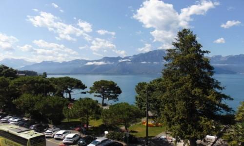 Zdjecie SZWAJCARIA / montreux / jezioro / góry