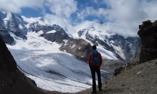 Zdjecie SZWAJCARIA / Bernina Range / Diavolezza / Diavolezza - Bernina Range