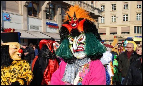 Zdjecie SZWAJCARIA / brak / Basel / karnawal w Basel