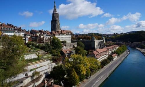 SZWAJCARIA / Kanton Bern / Berno / Katedra w Bernie