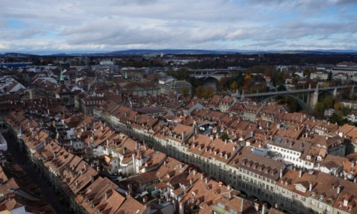 Zdjęcie SZWAJCARIA / Kanton Bern / Berno / Stare Miasto Berno