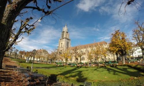 Zdjęcie SZWAJCARIA / Kanton Bern / Berno / Katedra w Bernie