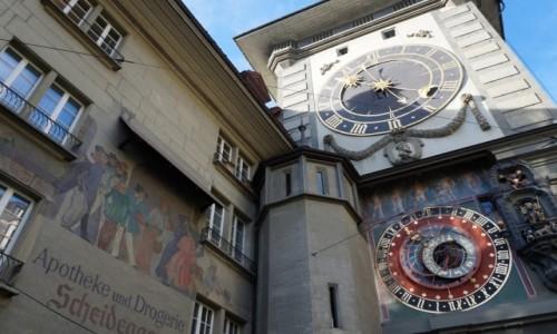 Zdjęcie SZWAJCARIA / Kanton Bern / Berno / Zytglogge Berno