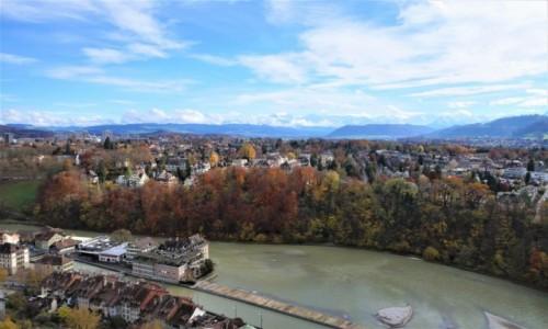 Zdjecie SZWAJCARIA / Kanton Bern / Berno / Bern i Alpy