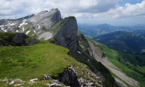Zdjecie SZWAJCARIA / Kanton Luzern / Entlebuch / Park Biosfery w Alpach