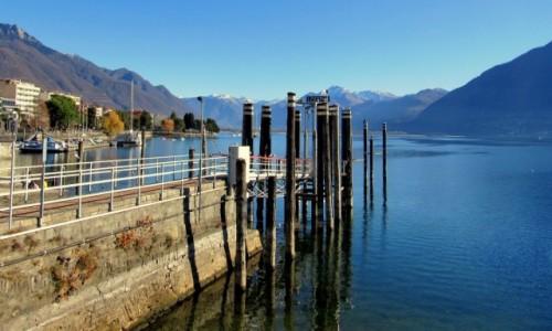 SZWAJCARIA / Ticino / Locarno / Lago Maggiore...