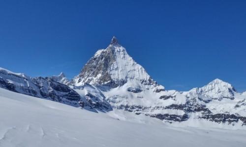 Zdjecie SZWAJCARIA / Valais / Matterhorn / Najpiękniejsza góra Europy