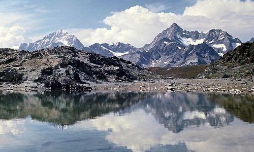 Zdjęcie SZWAJCARIA / Zermat / Alpy / Alpejsko ..