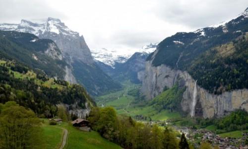 Zdjecie SZWAJCARIA / Alpy / w drodze na Jungfrau / Alpy Berneńskie