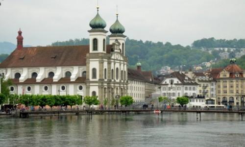 Zdjecie SZWAJCARIA / kanton Lucerna / Lucerna / Lucerna