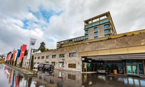 Zdjecie SZWAJCARIA / Lucerna / Szwajcaria / Bürgenstock - innowator w świecie hotelowej gościnności