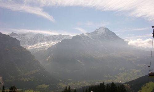 Zdjecie SZWAJCARIA / brak / Interlaken /  Panorama