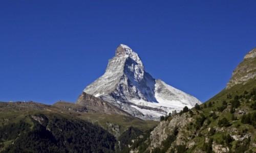 Zdjecie SZWAJCARIA / Valais / Zermatt / Matterhorn