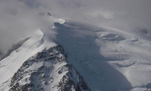 Zdjecie SZWAJCARIA / Alpy Berneńskie / Przełęcz Jungfraujoch / Widoczek 1