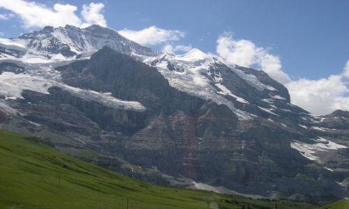 Zdjecie SZWAJCARIA / Alpy Berneńskie  / Interlaken Ost / W drodze na Jungfrau