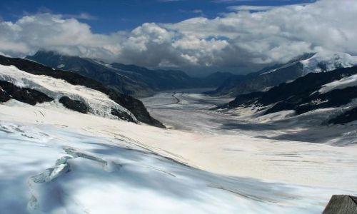Zdjecie SZWAJCARIA / brak / Jungfraujoch / Klimaty Szwajca