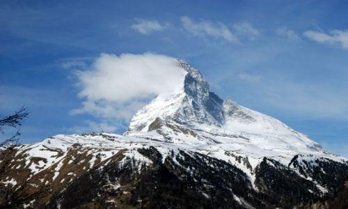 Zdjęcie SZWAJCARIA / brak / Zermatt / Matterhorn