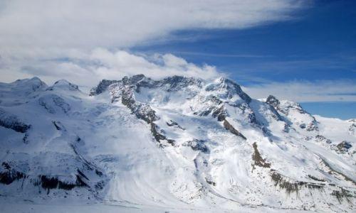 Zdjecie SZWAJCARIA / brak / Alpy / Gdzieś na zachód od Matterhorn