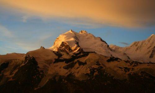 Zdjęcie SZWAJCARIA / Zermatt / Zermatt / Szwajcaria Latem