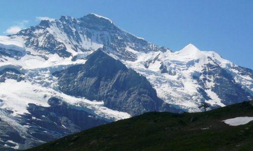 Zdjęcie SZWAJCARIA / Oberland / Jungfraujoch / W drodze na Jungfraujoch