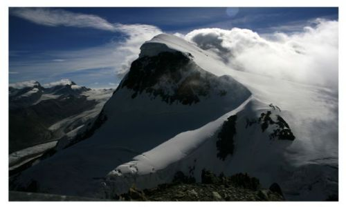 Zdjecie SZWAJCARIA / Zermatt / Alpy / Monterosa
