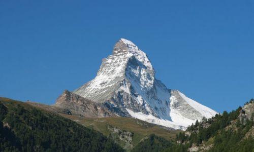 Zdjecie SZWAJCARIA / Valais / Zermat / Najczesciej fotografowana gora