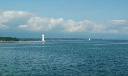 Zdjecie SZWAJCARIA / brak / Genewa / Jezioro Genewskie 1
