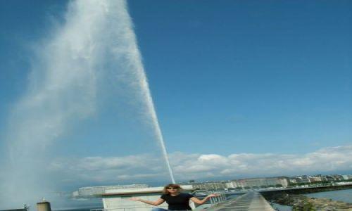 Zdjecie SZWAJCARIA / brak / Genewa / Jezioro Genewskie 2