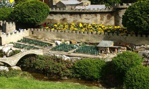 Zdjęcie SZWAJCARIA / Lugano / swiss miniatur / winnice dla... krasnali