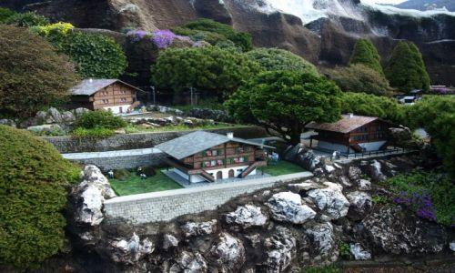 Zdjęcie SZWAJCARIA / Lugano / swiss miniatur / sielskie życie