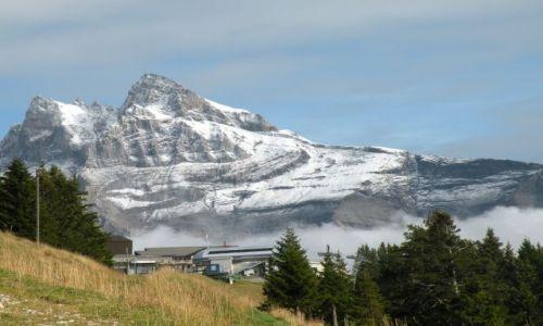 Zdjęcie SZWAJCARIA / Valais / Les Crosetes / Moje wedrowanie