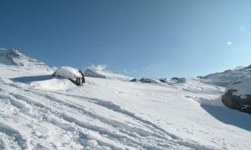 Zdjęcie SZWAJCARIA / Gemmi / Valais / Okolice jeziora Daubensee / Moje wedrowanie