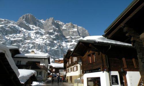 Zdjęcie SZWAJCARIA / Valais / Leukerbad. / Moje wedrowanie