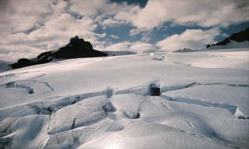 Zdjecie SZWAJCARIA / Berner Oberland / Grindelwald / Lodowiec Jungfr