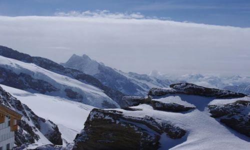 Zdjecie SZWAJCARIA / - / Jungfraujoch 3454m n.p.m. / Jungfraujoch