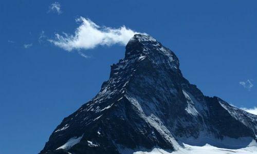Zdjecie SZWAJCARIA / - / Zermat / Matterhorn