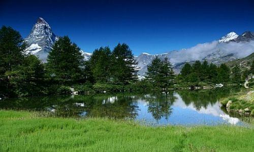 Zdjecie SZWAJCARIA / - / Zermatt / Matterhorn
