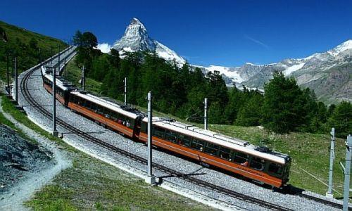 Zdjęcie SZWAJCARIA / - / Zermatt / Matterhorn