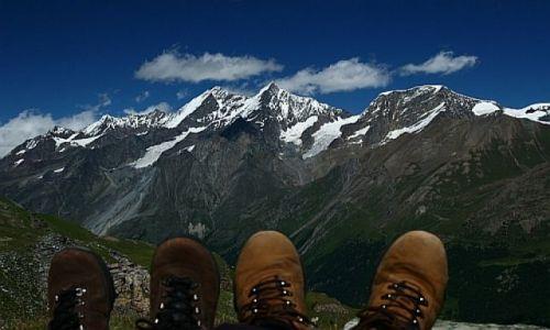 SZWAJCARIA / - / Zermatt / Trekking