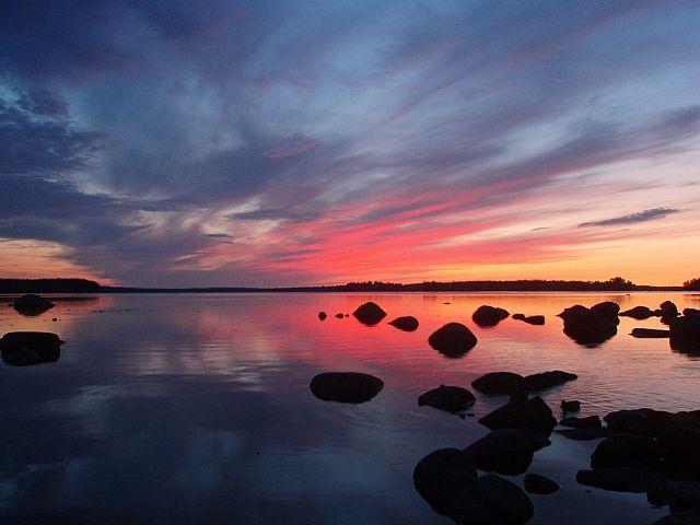 Zdjęcia: vaxjo, jonkoping, niesamowite barwy w szwecji, SZWECJA
