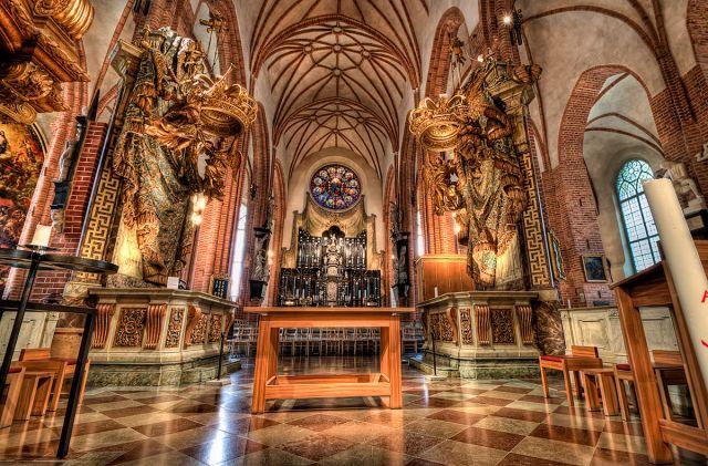 Zdjęcia: Stockholm, Storkyrkan, Stockholm, Storkyrkan, SZWECJA