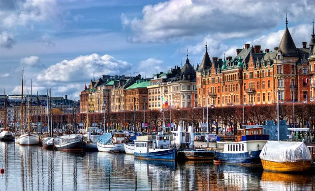 Zdj�cia: Stockholm, Stockholm, Stockholm - I like this city :), SZWECJA