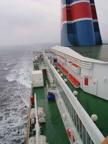 Zdjęcia: gdzieś w morzu, gdzieś w morzu, W rejsie do Szwecji, SZWECJA