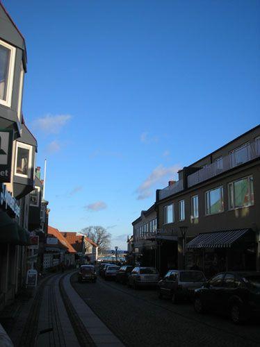 Zdjęcia: Simrishamn, Małe, ale bardzo urokliwe miasteczko...i to jesienią!, SZWECJA
