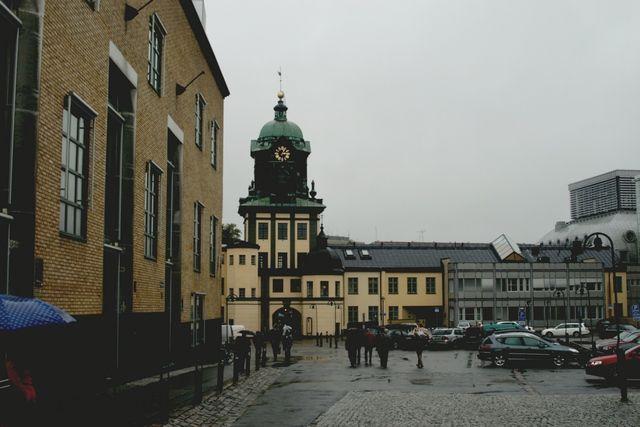 Zdjęcia: Norrkoping, Industrial landscape2, SZWECJA